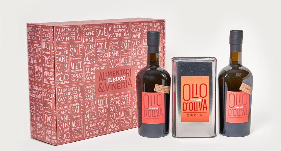 Il Buco Alimentari Olive Oil Trio