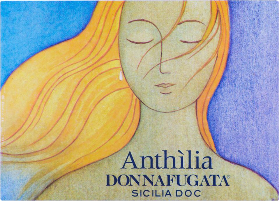 Donnafugata label