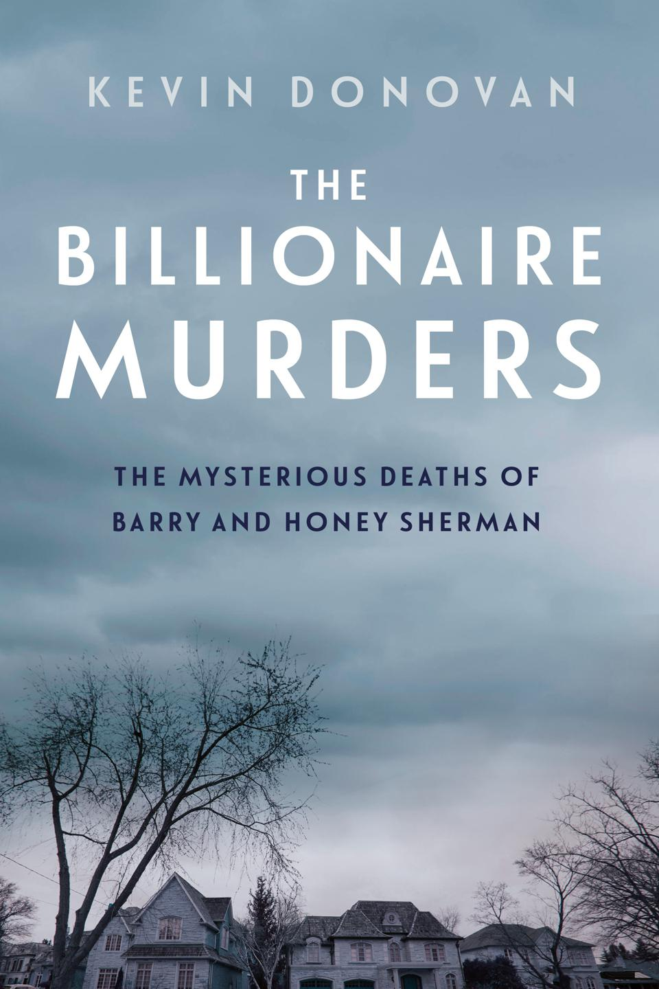 The Billionaire Murders by Kevin Donovan
