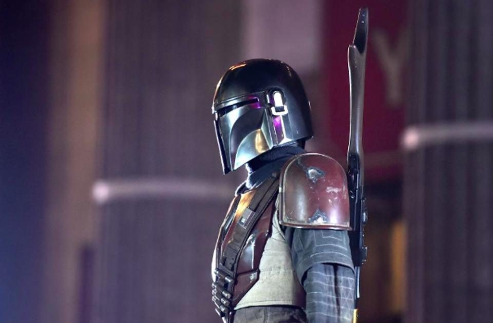 The Mandalorian is a streaming success for Disney +.