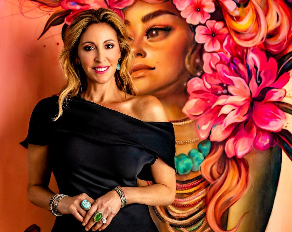 Jessica Goldman Srebnick mural