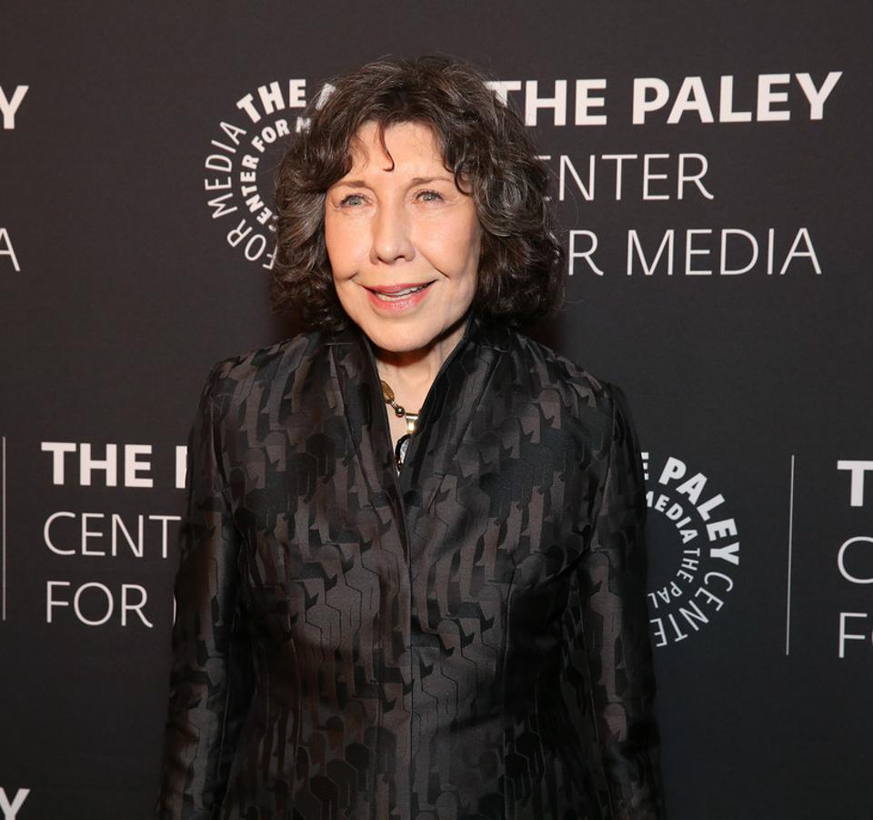 BEVERLY HILLS, CA – NOVEMBER 21: Honoree Lily Tomlin arrives at The Paley Honors: A Special Tribute to Television's Comedy Legends in Beverly Hills on November 21, 2019. © Brian To for the Paley Center