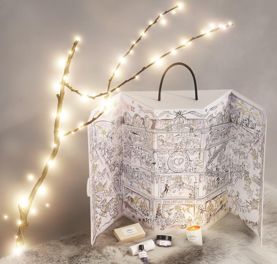 Maison Christian Dior Advent Calendar