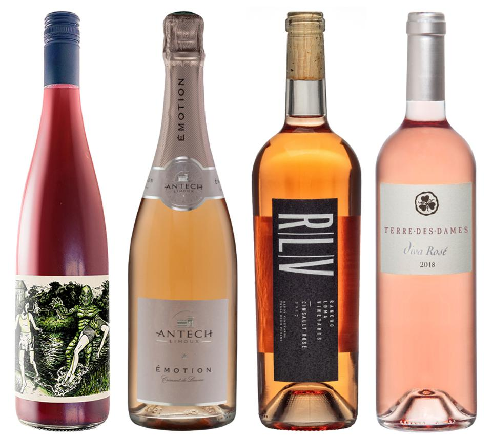 Rosé plays well with Thanksgiving's flavors