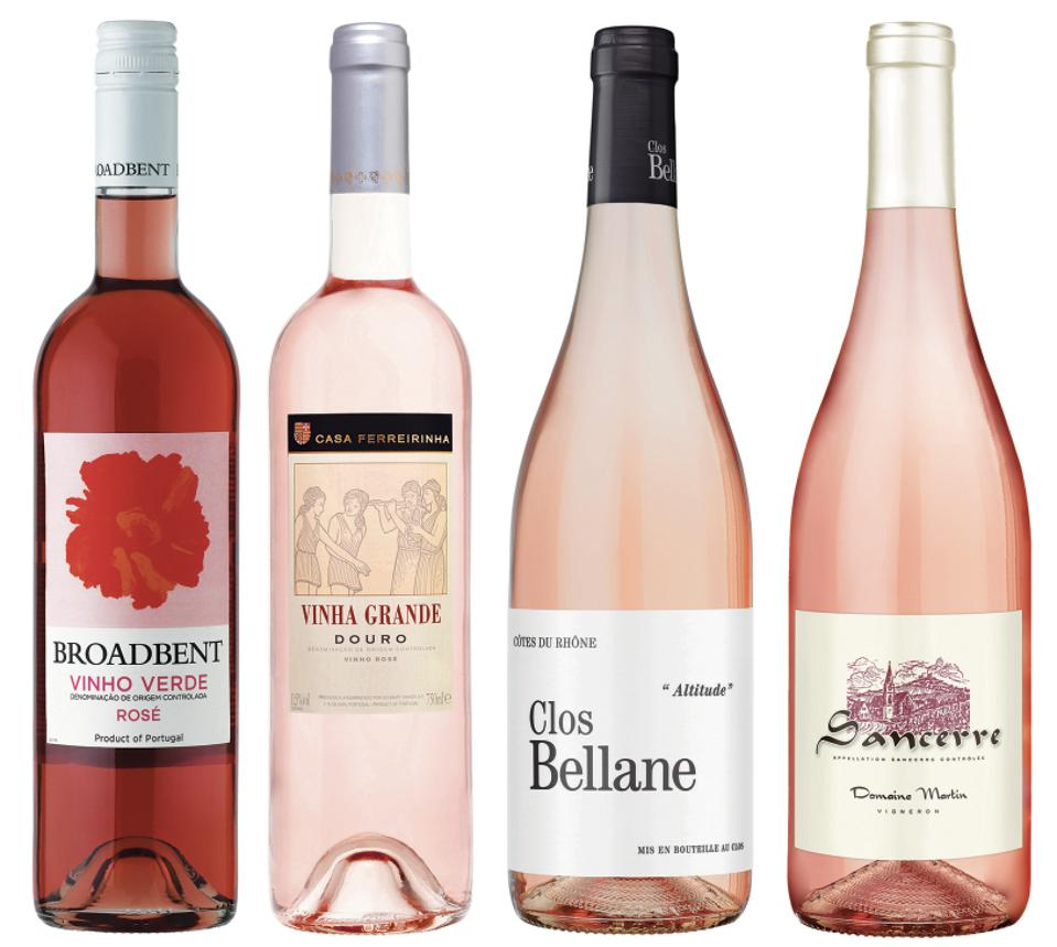 rosé wines are Thanksgiving one-stop shopping