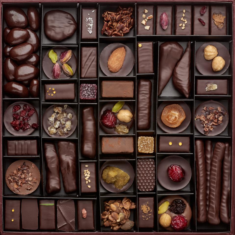 Laurent Gerbaud chocolatier, Brussels.