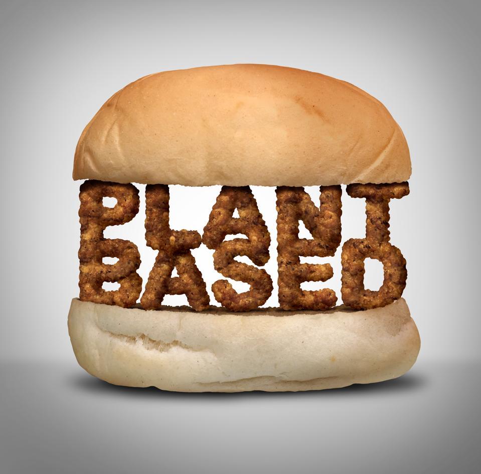 Plant Based Burger