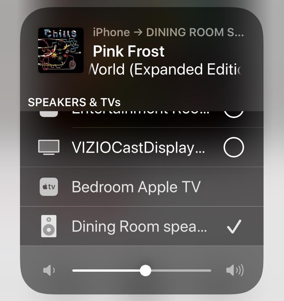Airport Express for AirPLay streaming