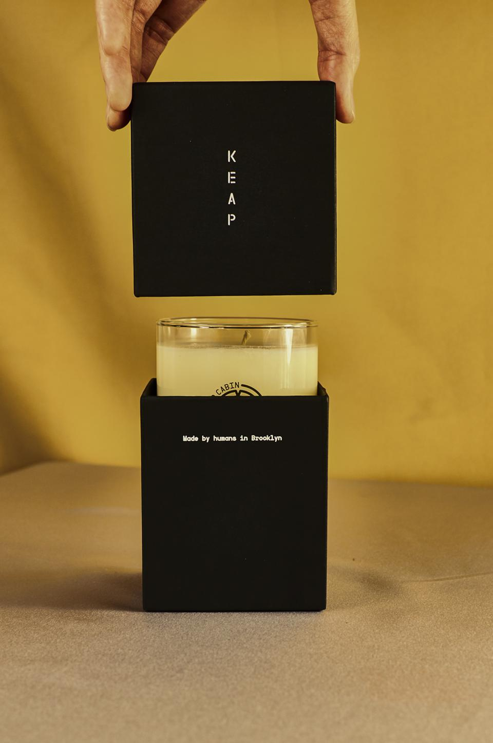 Gorgeous, and good for the world, Keap candles!