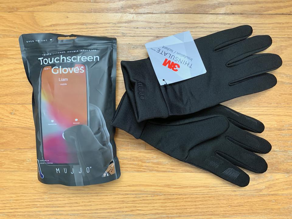 Review: Mujjo Double-Insulated Touchscreen Gloves