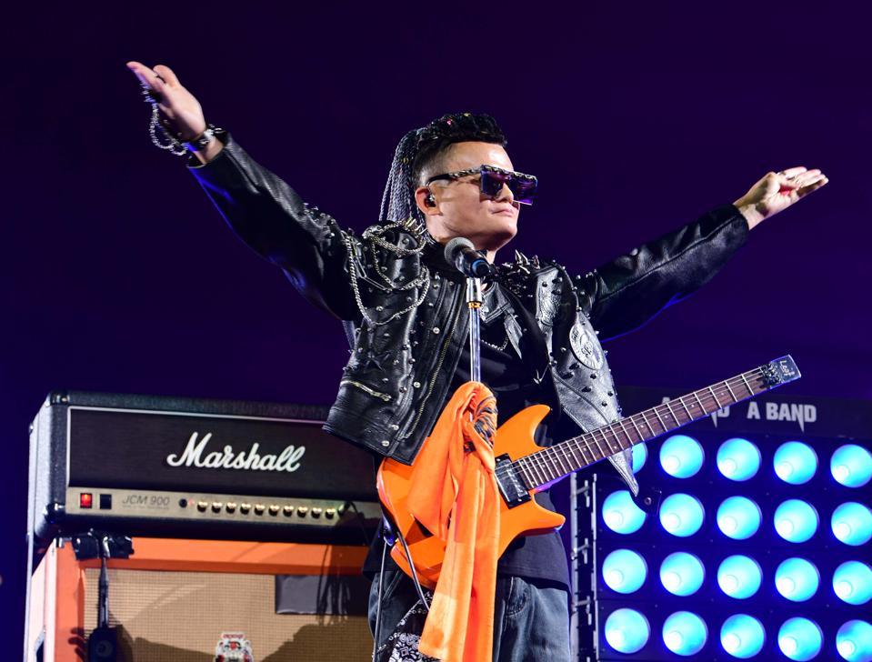 Alibaba's 20th Anniversary Gala In Hangzhou