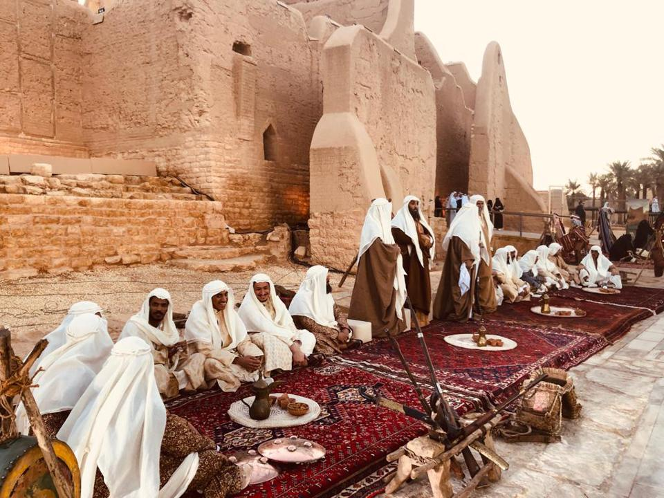 Saudi Arabia Opens Its Doors To Tourists—Starting With A Huge Giga Project Around A UNESCO World Heritage Site At Diriyah