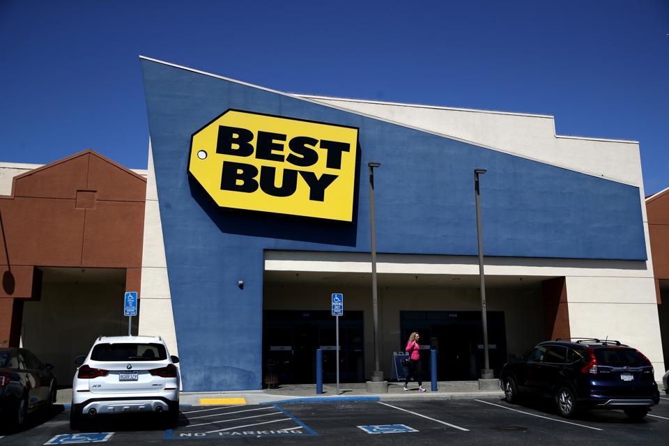Les résultats trimestriels de Best Buy ne répondent pas aux attentes