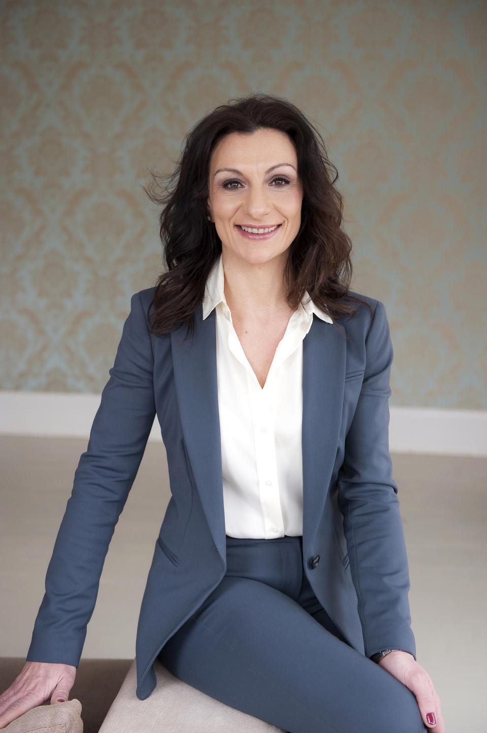 Lucia Langella, partner at St James's Place Wealth Management