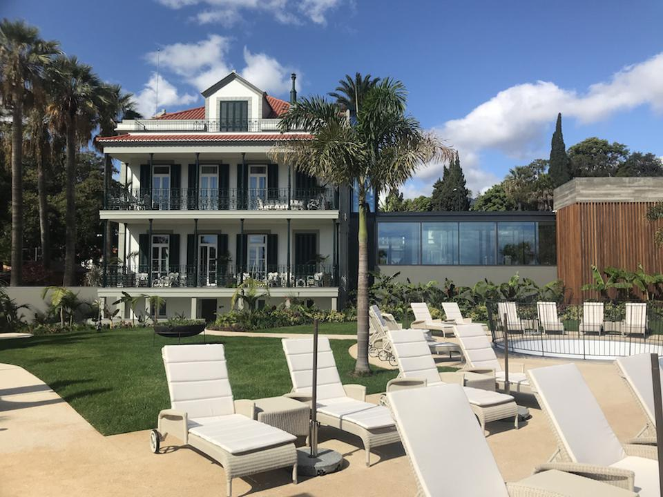 Cliff Bay Suites, Funchal, Madeira, Portugal