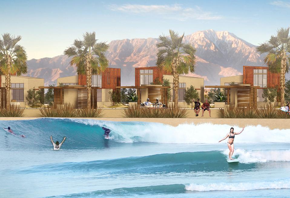 DSRT Surf Resort in Palm Desert
