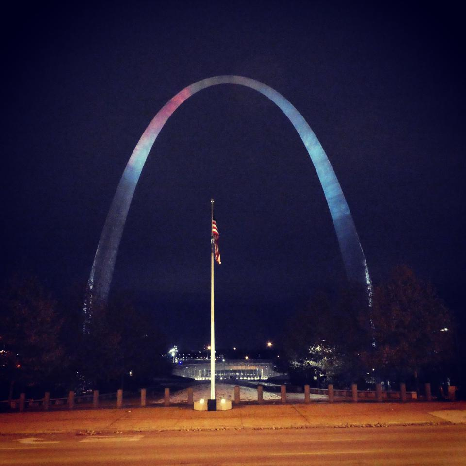 The Gateway Arch is a Tourist Must-do