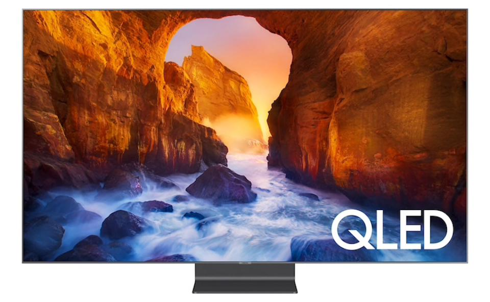 The Samsung QN65Q90R