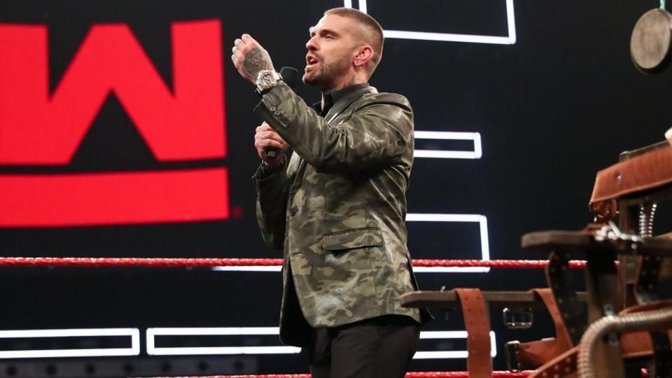 Corey Graves Mauro Ranallo WWE Survivor Series