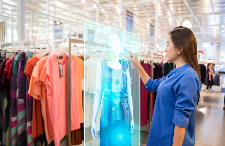 Retail Trends 2020.The Top 10 Technology Trends In Retail How Tech Will