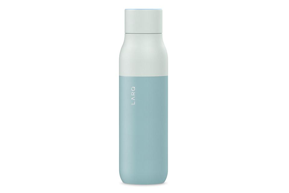 Relaxing gifts for travelers - LARQ Self-Cleaning Water Bottle