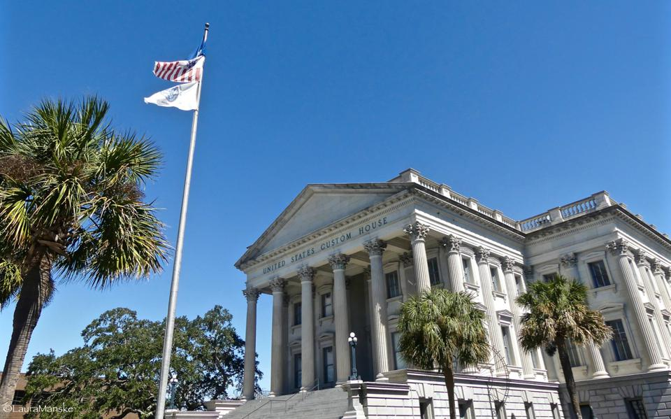 United States Custom House, Charleston, South Carolina