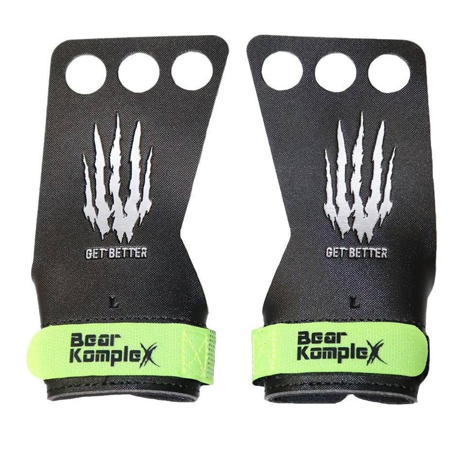 Bear Komplex 3-Hole Grips