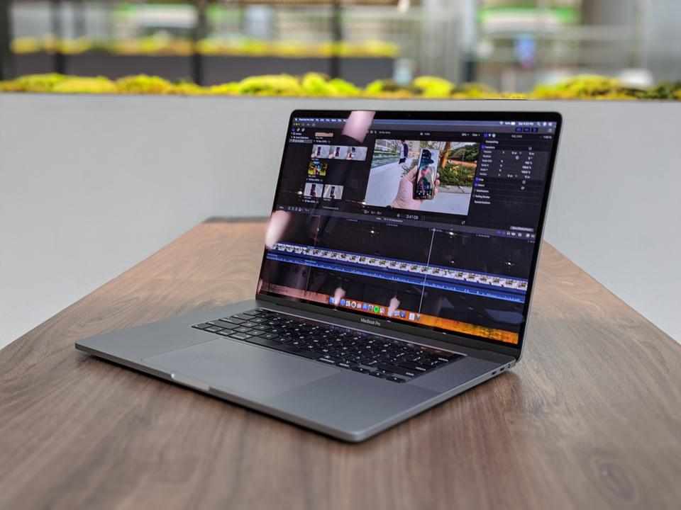 The 2019 MacBook Pro is a powerhouse.
