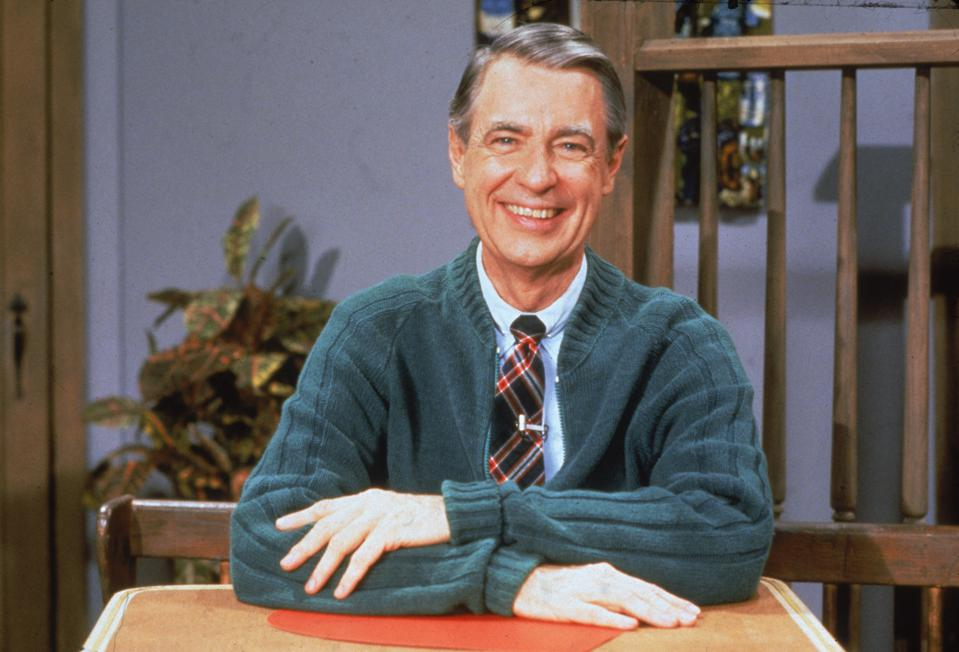 Turning Mr Rogers Into A Plaster Saint
