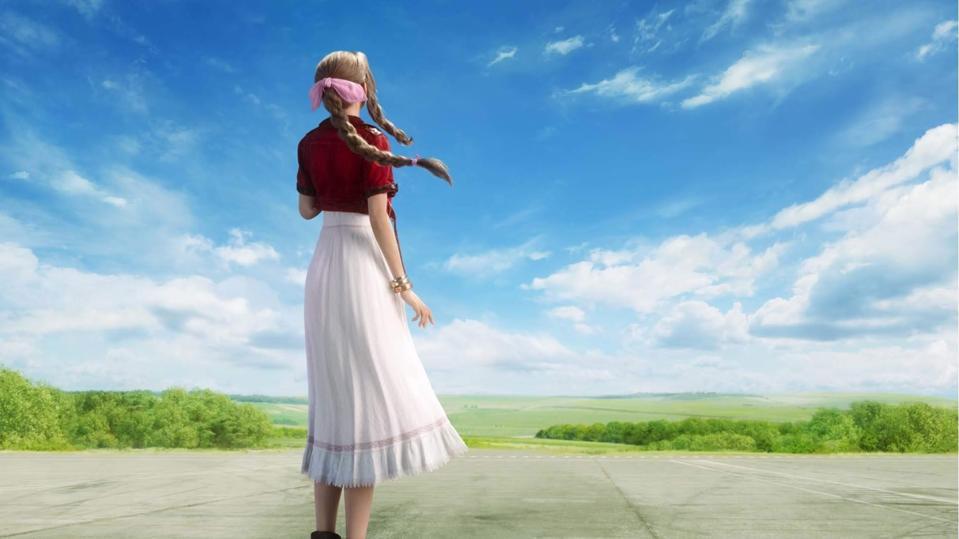″Final Fantasy VII Remake″