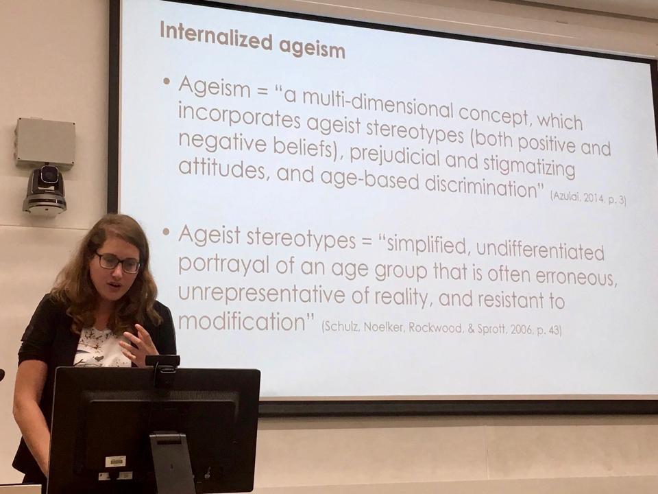 internalized ageism, mariska van der horst, vrije university, ageist