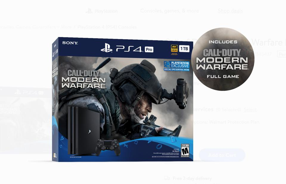 Sony PS4 bundle 2