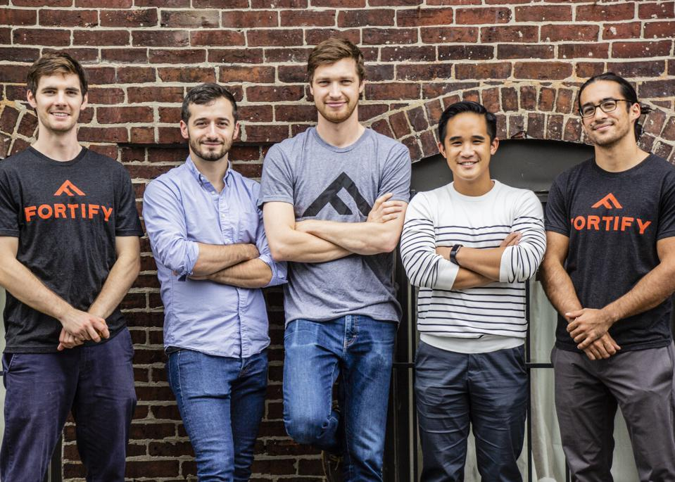 30 Under 30, Fortify, entrepreneurs, 3D printing, manufacturing