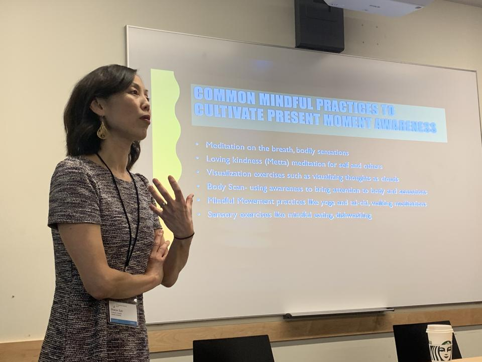 Sharon Su: Mindfulness and Trauma, Embodied Healing