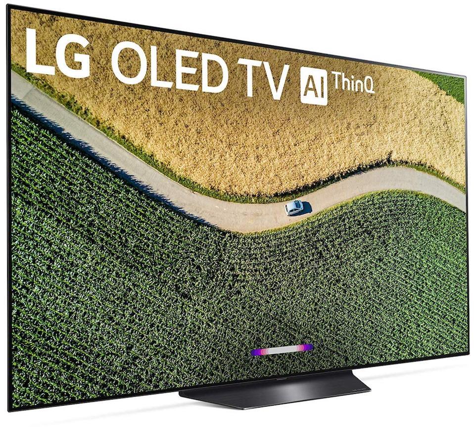 The LG OLED65B9