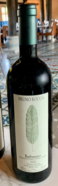 2010 Bruno Rocca Barbaresco