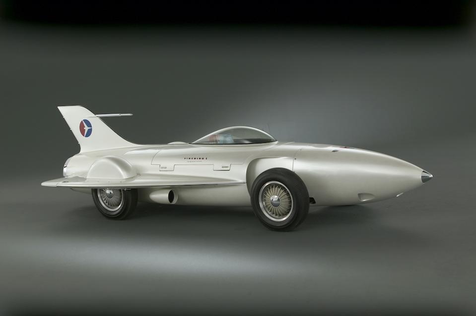 General Motors Firebird I (XP-21), 1953
