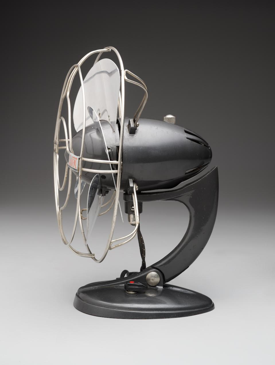 A.C. Gilbert Co. 'Airflow' Table Fan, 1937