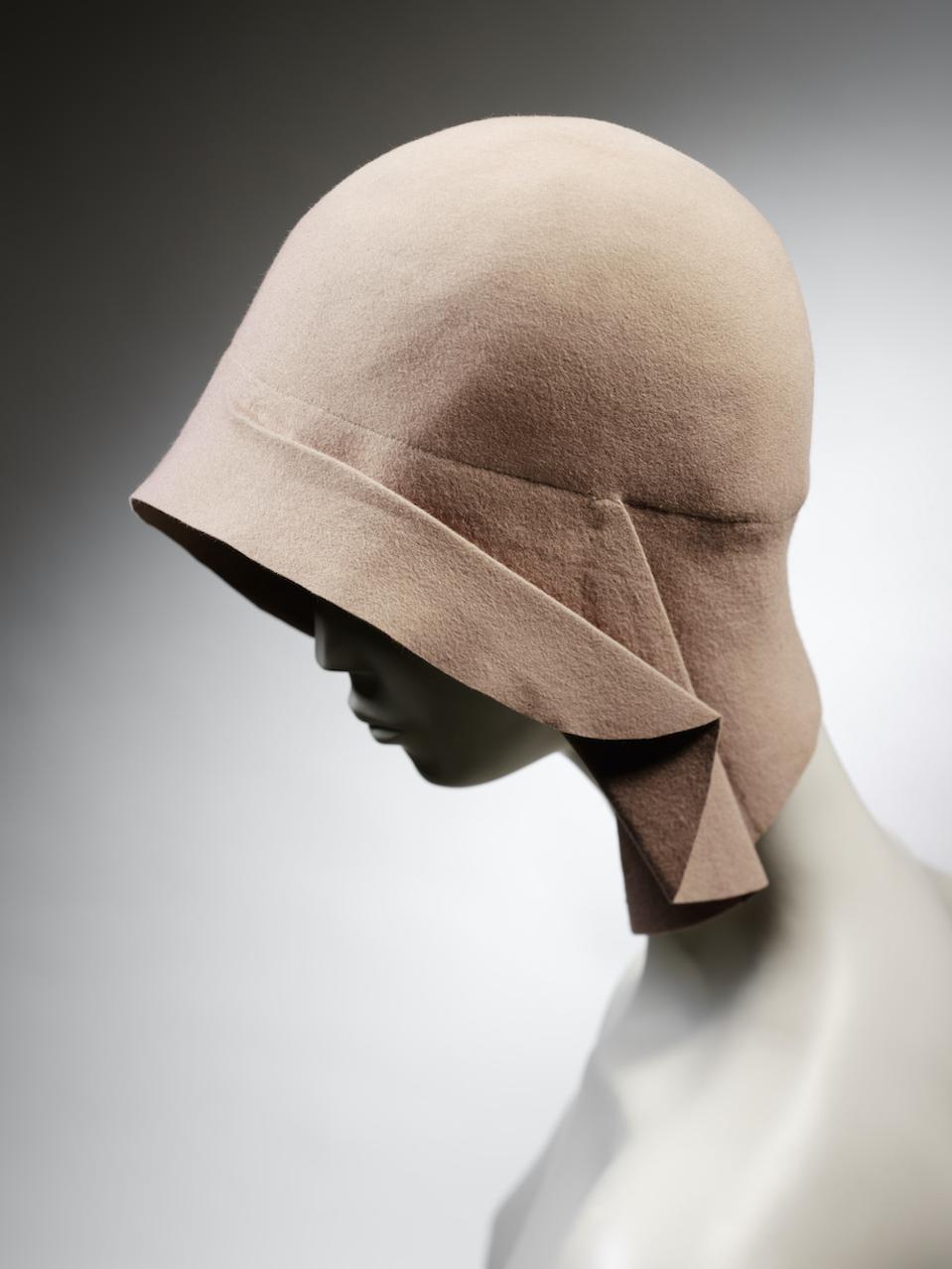 Cloche Hat. Miss Fox, 1928-29