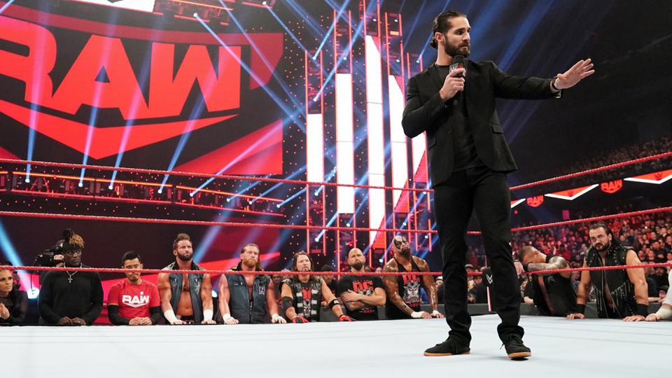 WWE Finally Listens To Its Fans And Turns Seth Rollins Heel