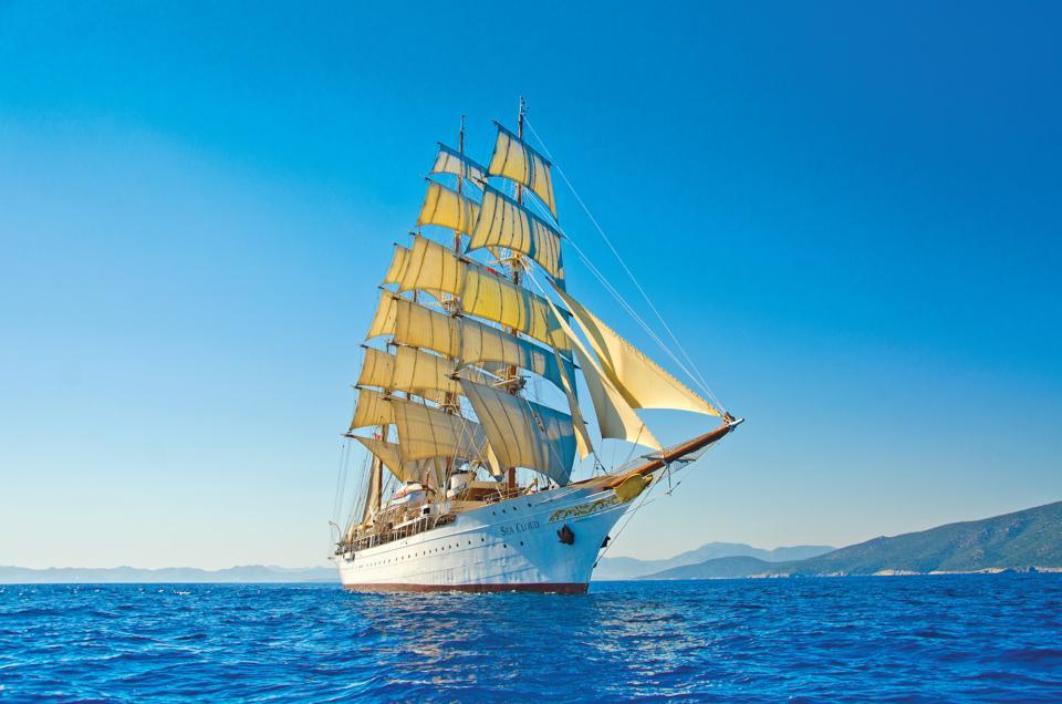Lindblad Expeditions Sea Cloud Hyatt Hotels Partnership