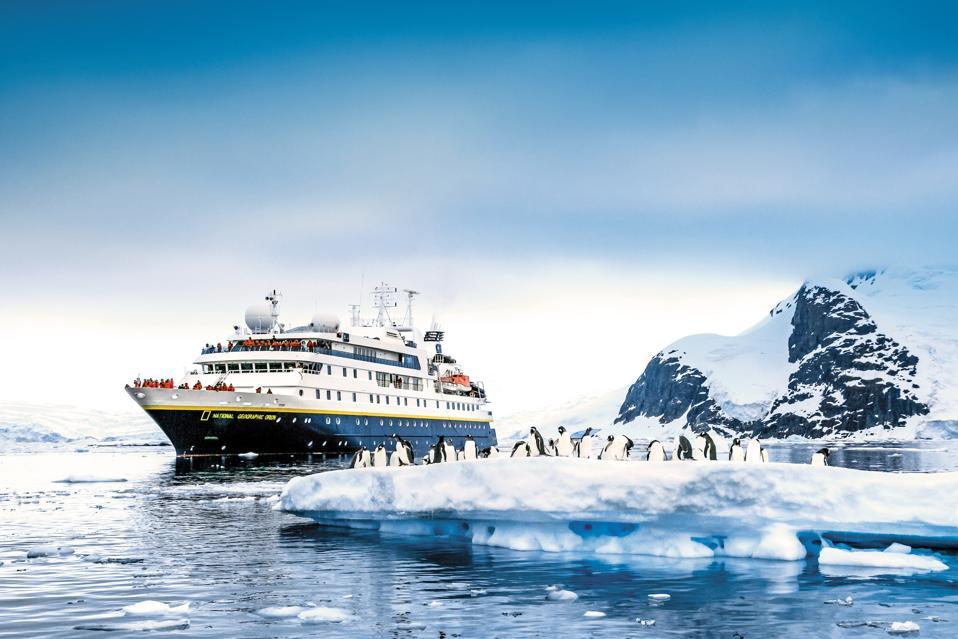 Lindblad Expeditions Antarctica Hyatt Hotels Partnership