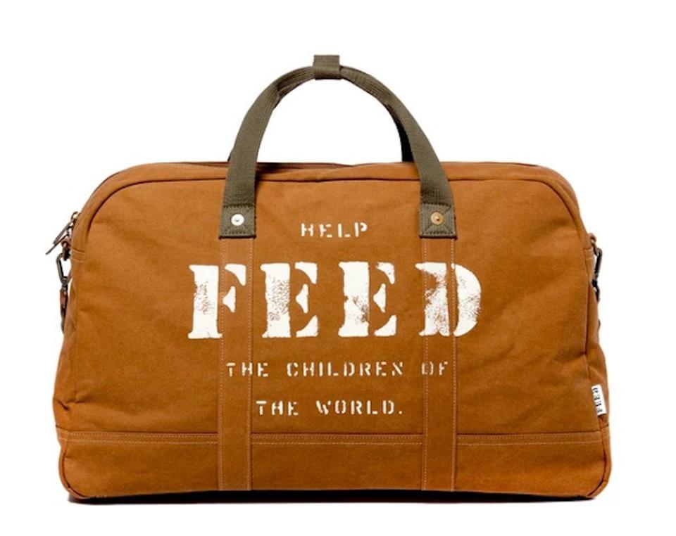 FEED Weekender Duffle Bag