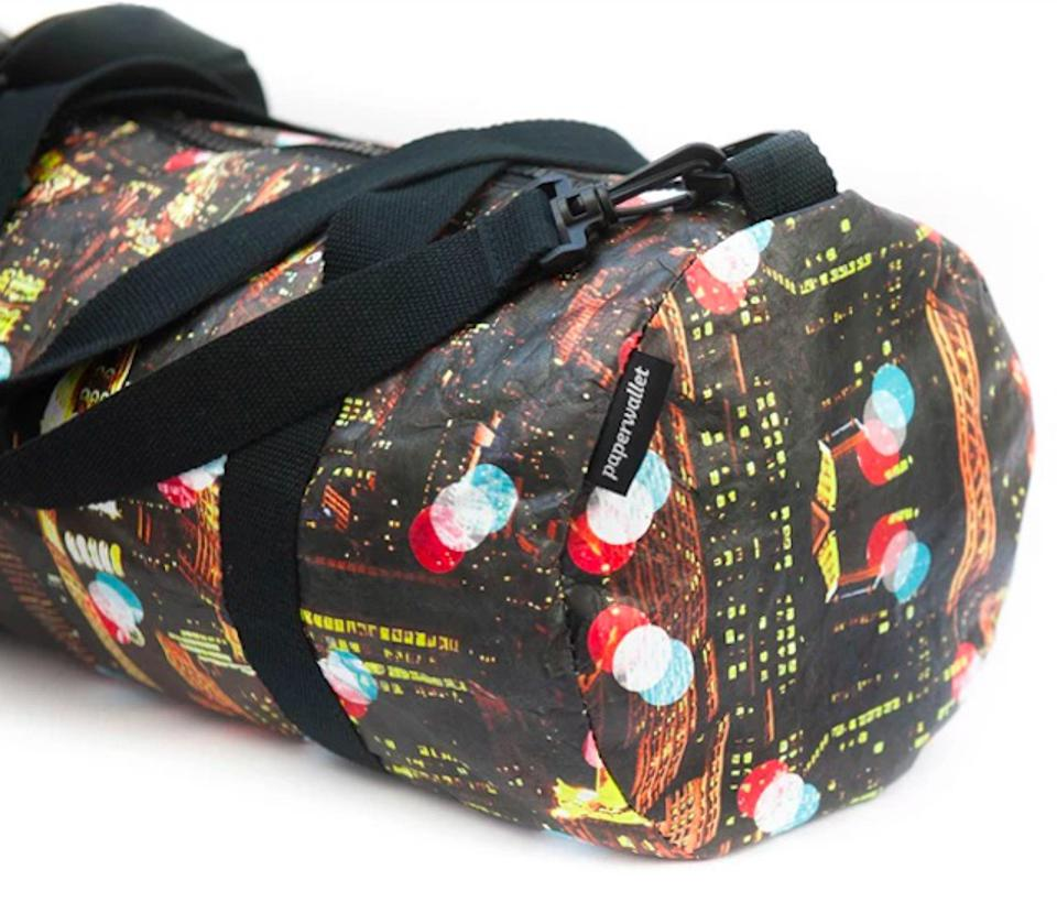 Paperwallet 'The City' Duffle