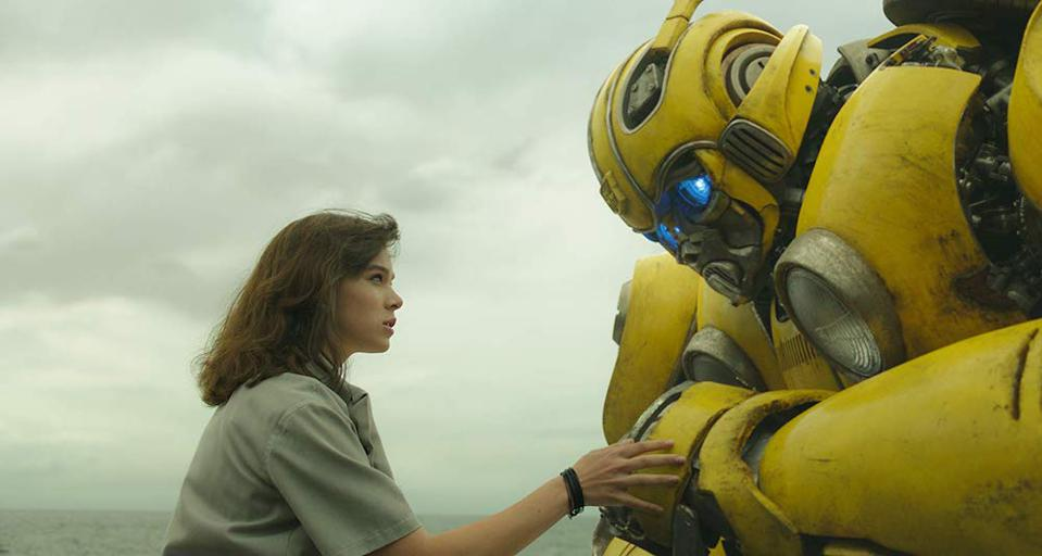Bumblebee, from Paramount Pictures