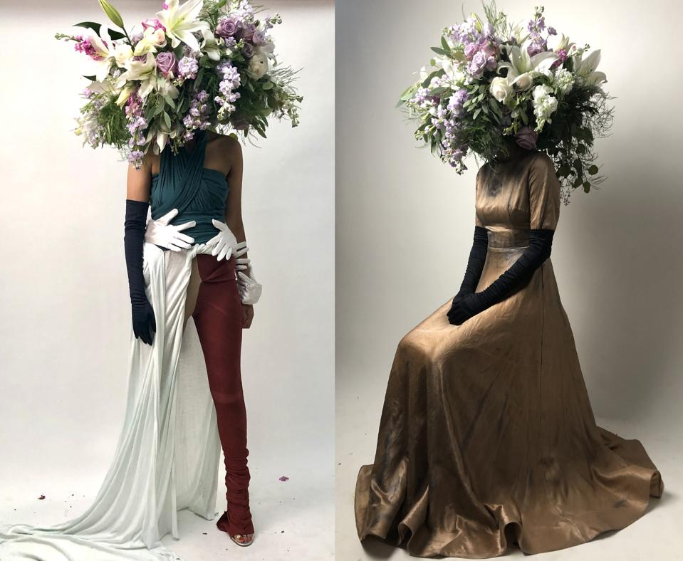 Fashion Design Hemp Sustainable Diversity Floral