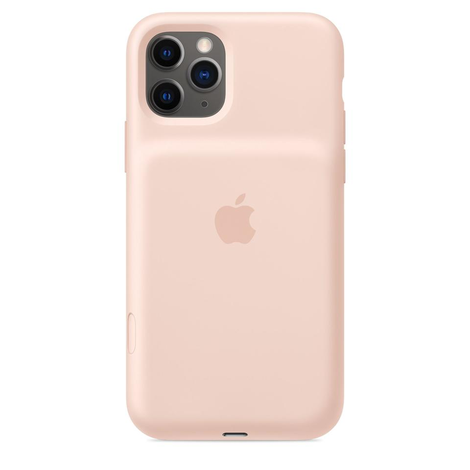 Buy online Silicone Cover iPhone 11 Transparent