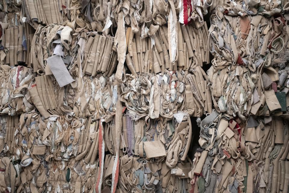 Carpet Waste
