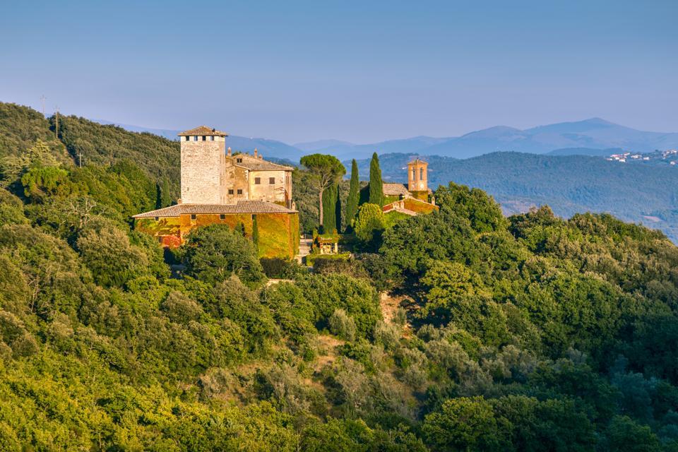 Tenuta Di Murlo: The Umbrian Estate With Ambitious Plans