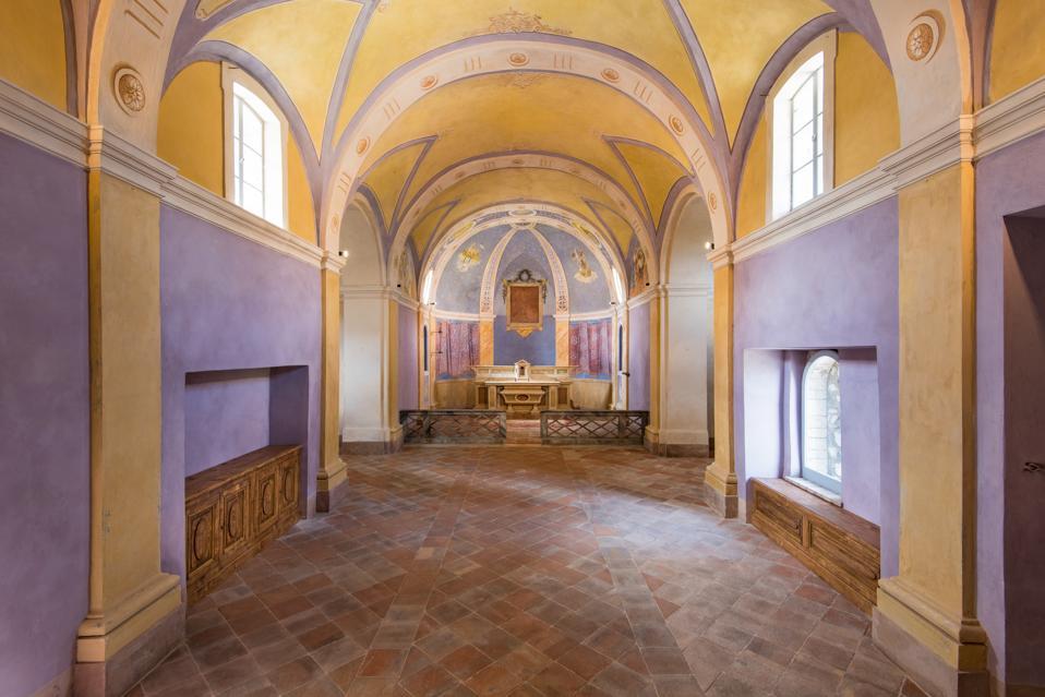 Tenuta di Murlo, Castiglione Ugolino